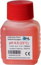 GHL Kalibrierlösung pH 4,0 (50ml)