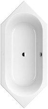 Villeroy & Boch Loop & Friends Duo 6-Eck-Badewanne 205 x 90 cm (BA205LFO6V)