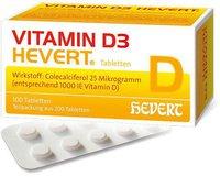 Hevert Vitamin D 3 Hevert (200 Stk.)