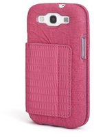 Kensington Folio Wallet Pink für Samsung Galaxy S3