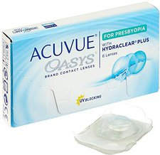 Johnson & Johnson Acuvue Oasys for Presbyopia (6 Stk.)
