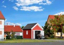 Kibri Deko-Set Gartenhaus / Garage (38150)