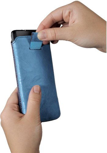 Tom Tailor Handy-Sleeve Crumpled Colors Größe M