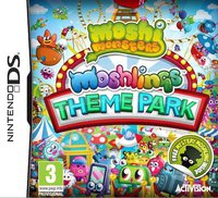 Moshi Monsters: Moshlings Theme Park (3DS)