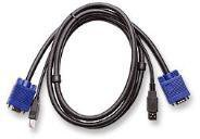 Intellinet 2-in-1 USB-Spider-Kabel (370677)