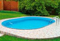 my pool Premium Ovalbecken-Set 135 cm