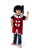 Limit Sport Kostüm Musketier mit Hut (2-tlg.)