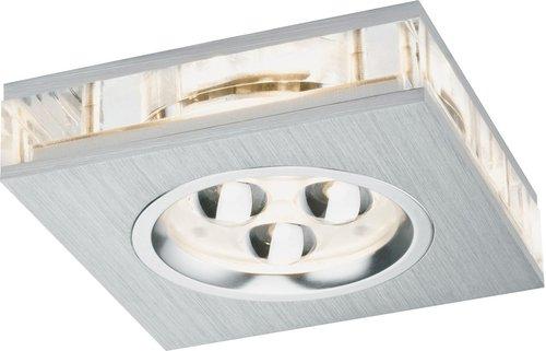 Paulmann Premium Line LED Liro 3er Set Alu gebürstet (92539)
