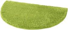 Kleine Wolke Relax halbrund (50 x 80 cm) alge