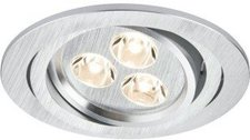 Paulmann Premium Line LED Aria 3W Alu-gebürstet (92529)