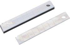BGS Technic Klingen für Cuttermesser, 18 mm, 10 Stk