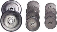 SportPlus 25 kg Hantelscheiben-Set