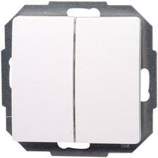 Kopp Wechselschalter, arktis-weiß X37275080