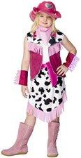 Smiffys Kinderkostüm Cowgirl Pink