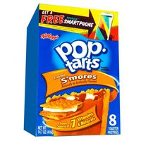 Kellogg Company Pop Tarts Frosted S'mores (416 g)