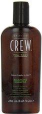 American Crew Tea Tree Balancing Shampoo (250 ml)