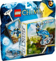 LEGO Legends of Chima - Speedorz Nestspringen (70105)