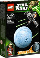 LEGO Star Wars - B-Wing Starfighter & Planet Endor (75010)