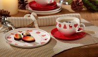Friesland Happymix Kaffee-Set 12 tlg.