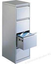 CP Möbelsysteme C 2000 Acurado Hängeregistraturschrank 1-bahnig (4 Schübe) A4