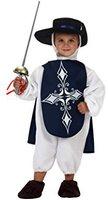 Atosa Verkleidung Musketier Baby
