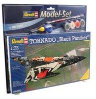 Revell Model Set Tornado Black Panther (64660)