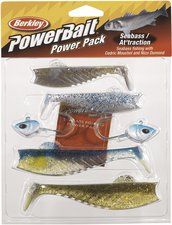 Berkley Powerbait Seabass At'traction