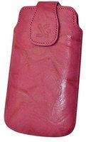SunCase Handytasche Wash Pink (LG P936 Optimus True HD)