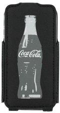 Coca-Cola Flip Case Grey Bottle (iPhone 5)