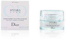 Christian Dior Hydra Life Sorbet Eye Creme (15 ml)