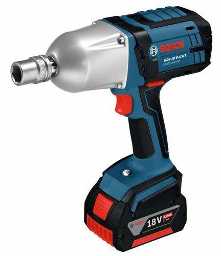 Bosch GDS 18 V-LI HT Professional 2 x 4,0 Ah + L-Boxx (0 601 9B1 303)