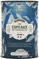 Dolfin Les Copeaux Hot Chocolate 77% (350 g)