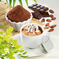 Paul Schrader Trinkschokolade Zartbitter (500 g)