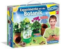 Clementoni Galileo - Experimente mit der Botanik