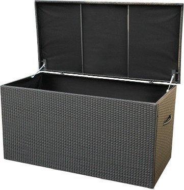 Beliani Modena Kissenbox 160 cm (Rattan)