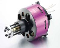 Hacker Motor Brushless Motor A100-8 U/min pro Volt 196T (37100006)