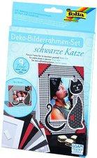 Folia Bilderrahmen Set Schwarze Katze 10x15 (9 Teile)