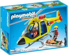 Playmobil Country - Helikopter der Bergrettung (5428)