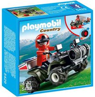 Playmobil Country - Bergrettungs-Quad (5429)