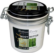 Bettina Barty Botanical Rice Milk & Bamboo Body Butter (400 ml)