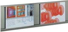 Connox Präsentytionssystem Q-Up A4Q (inkl. 3 Rahmen)