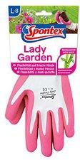 Spontex Gartenhandschuh Lady Garden Gr. 8-8,5 (12130148)