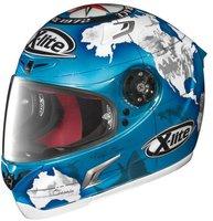 X-lite X-802R C. Checa 27 matt blau