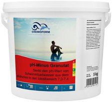 Chemoform ph Minus Granulat 5 kg