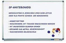 Kindermann Weißwandtafel S-Line 180 x 90 cm
