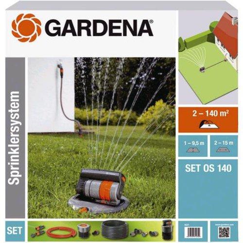 Gardena Viereck-Versenkregner-Set OS 140 (8221-20)