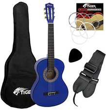 Tiger Products Akustikgitarre Set