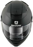Shark Speed-R Blank matt schwarz/metallic