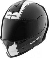 Schuberth S2 Lines schwarz/weiß