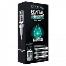 Loreal Elvital Arginin Resist X3 for Men Anti-Haarausfall Ampullen (10 x 6 ml)